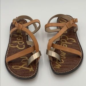 New with Tag Sam Edelman strapping Sandals